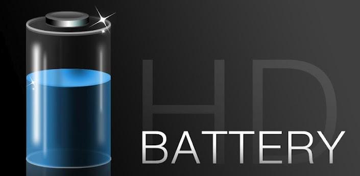 Скачать Батарея HD - красивый виджет батареи для Android