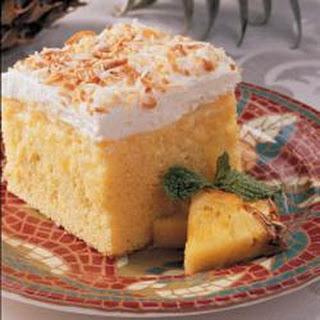 Hawaiian Cake.