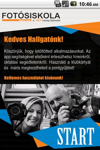 Fotósiskola