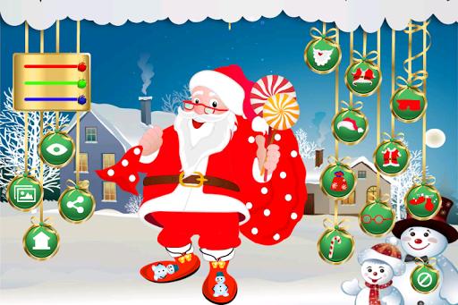 Christmas Santa Dress Up Game