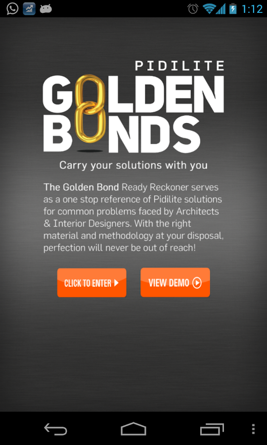 Golden Bonds- screenshot