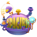 Spagiric – GO Launcher Theme logo