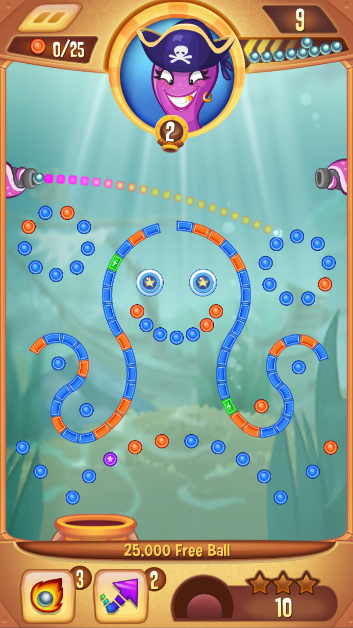 Peggle Blast screenshot #9