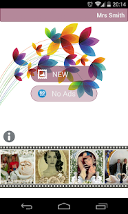 Flowers PhotoFrames- screenshot thumbnail