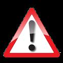 Razmere na cestah icon