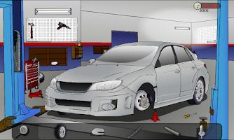 Screenshot of Rebuild A Car