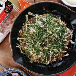 Osaka-Style Okonomiyaki From 'Japanese Soul Cooking'