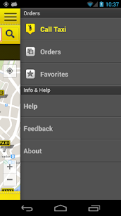 cab4me taxi finder- screenshot thumbnail