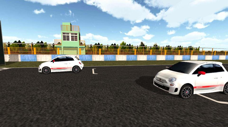 Grand Race Simulator 3D- screenshot