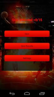 BasketBall Trivia - náhled