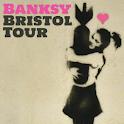 Banksy Bristol Tour logo