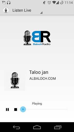 Baloch Radio