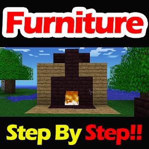 App Furniture Guide Minecraft App App