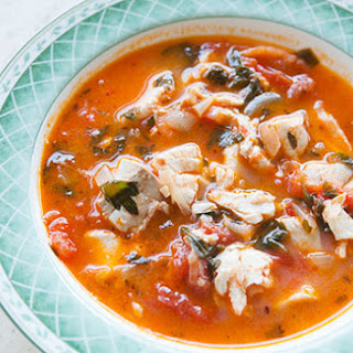 Dad's Fish Stew