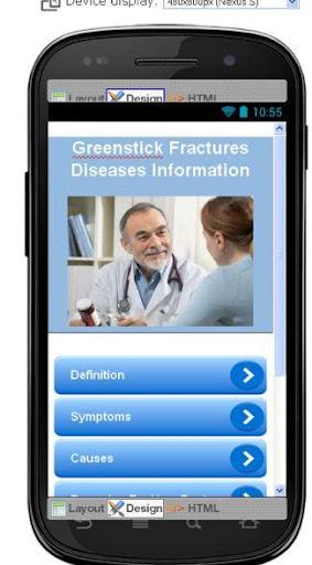 Greenstick Fractures Disease