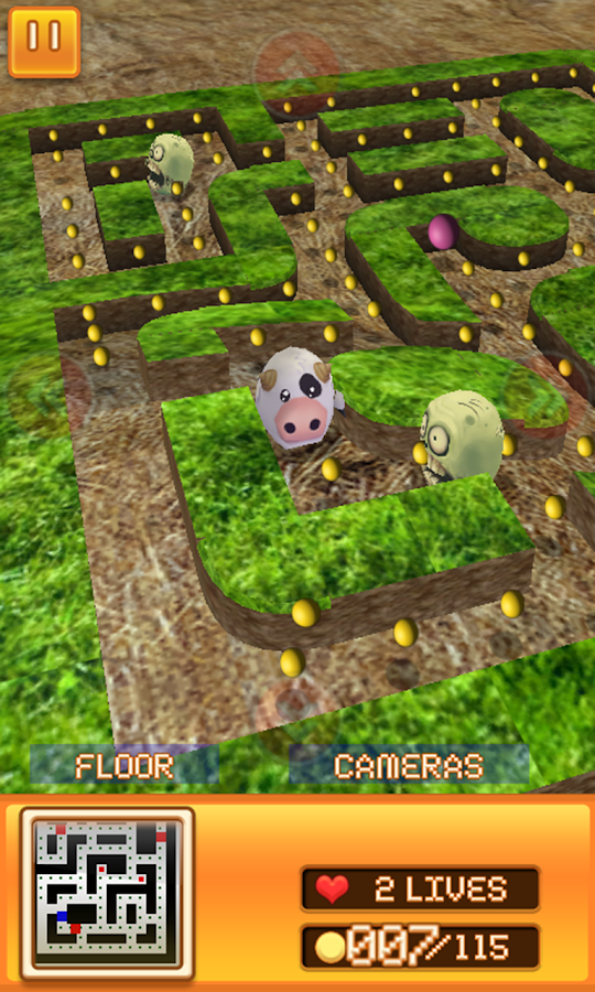 Coconut Farm 3D- screenshot