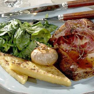 Pancetta-Wrapped Pork Roast