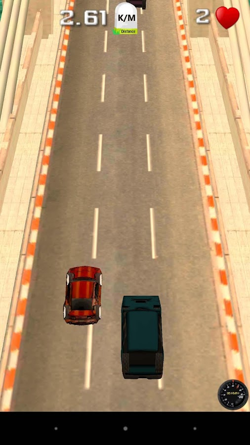 Highway Car Race 3D - Nitro - screenshot