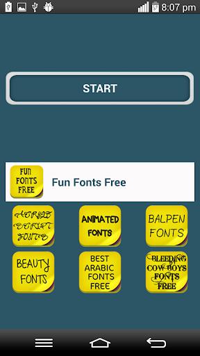Fun Fonts Free