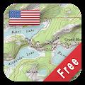 US Topo Maps Free download