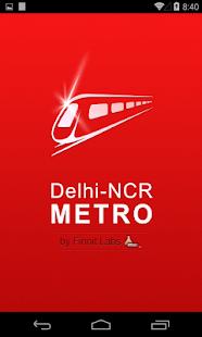 Delhi-NCR Metro - náhled