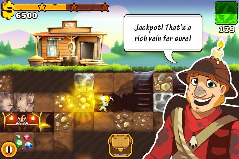 California Gold Rush - screenshot