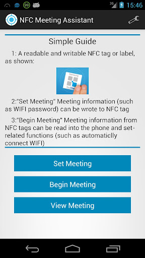 NFC會議助手