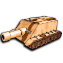 Tank destroyer icon
