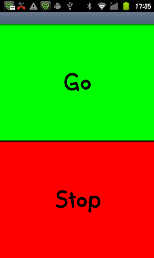 AAC Go Stop - Male