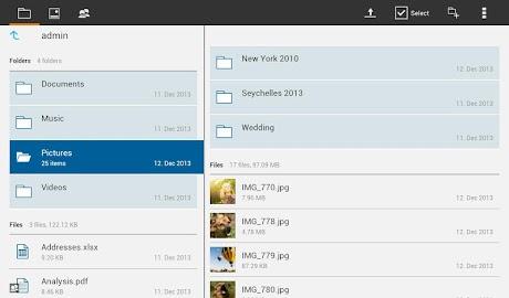 HiDrive Screenshot 8