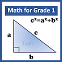 Math for Grade 1 icon