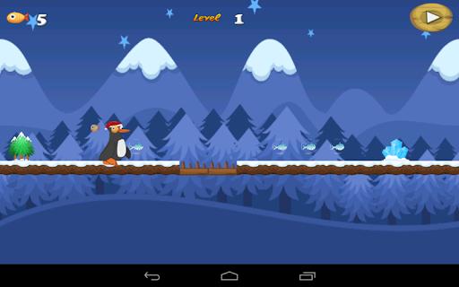 Super Penguin Run : Icy World