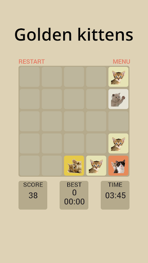 2048 Kittens Edition