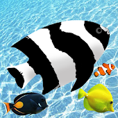 Aqua World HD Free wallpaper
