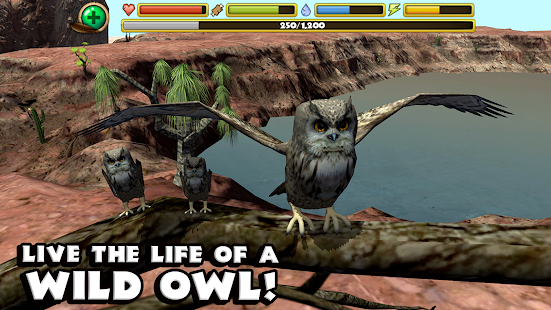 Owl Simulator - screenshot thumbnail