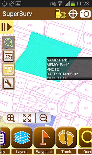 SuperSurv--GIS App