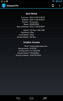 Screenshot of Dropsync PRO Key
