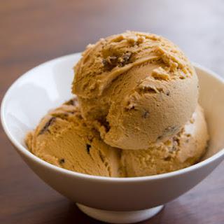Dulce de Leche Ice Cream with Samoas