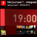VRT Journaal icon