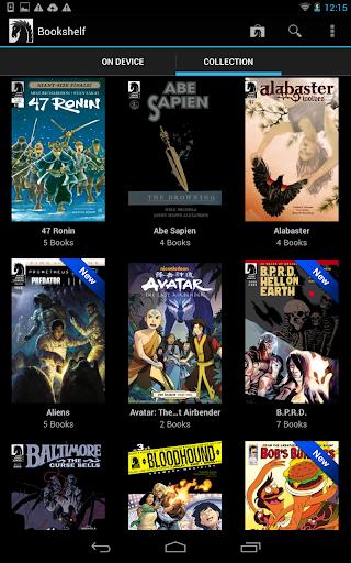 Dark Horse Comics  screenshots 4