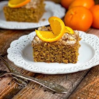 Orange Kiss Me Cake 2014