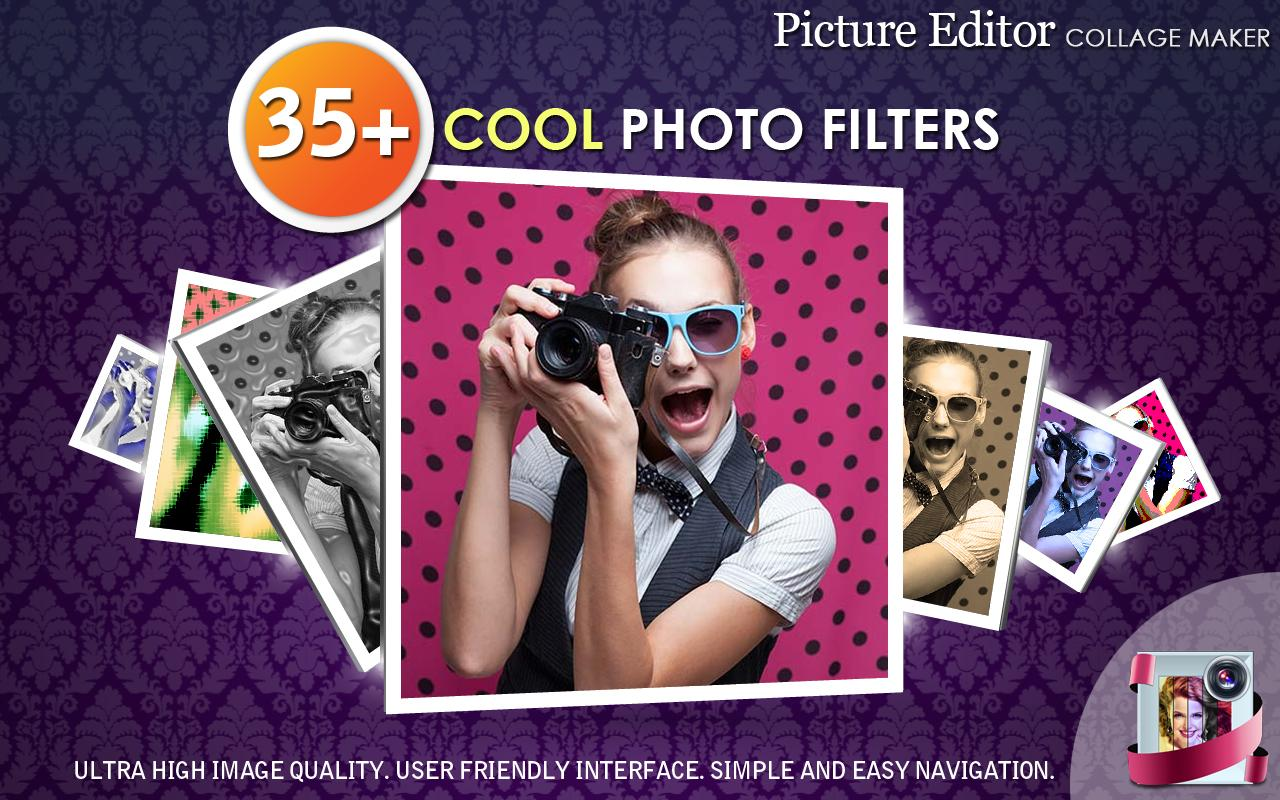 Picture Editor Collage Maker Android Apps On Google Play