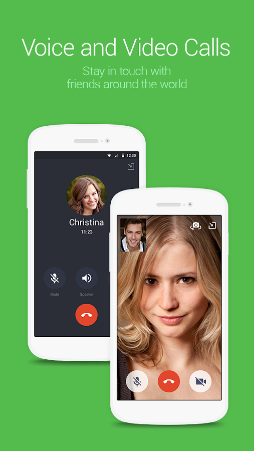 LINE: Free Calls & Messages - screenshot