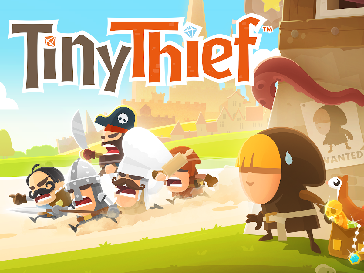 Tiny Thief - screenshot