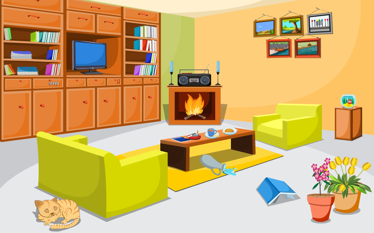 Escape Puzzle Drawing Room 2 Android Apps On Google Play