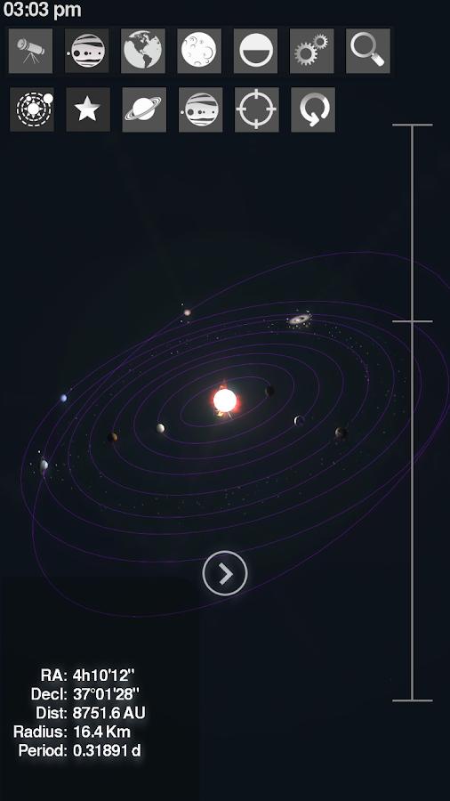 SkyORB - screenshot