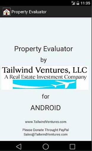 Property Evaluator