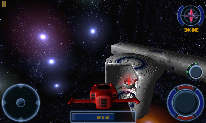 Cosmic Storm FREE - screenshot