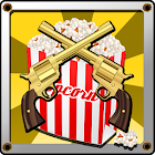Popcorn Maker VS Cowboy Game icon