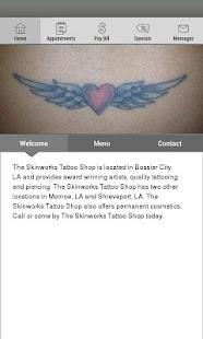 Skinworks Tattoo Shop - screenshot thumbnail